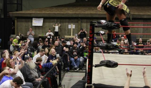 "Results from ""Tough Guys & 2x4s"" (4/17/2015) in Olean, NY"