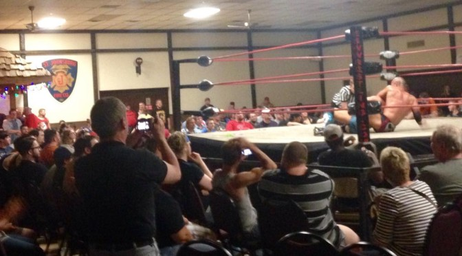 Results from ESW Aftershock: Saturday, June 20 in North Tonawanda, NY