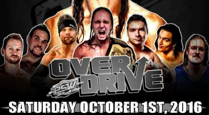 "Results from ESW ""Overdrive"": Saturday, October 1st, 2016"