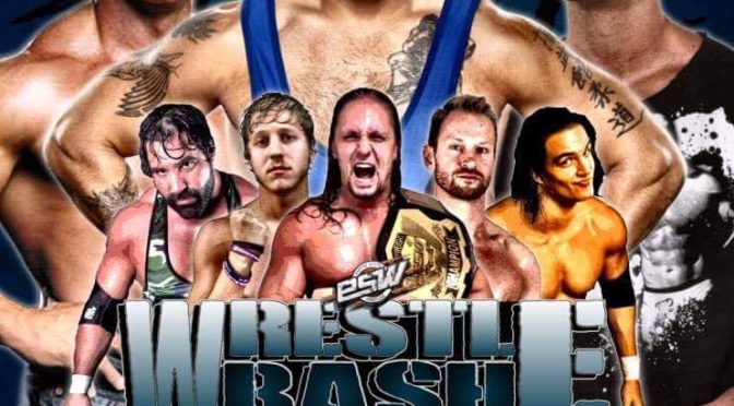 Results from ESW WrestleBash at Frontier Fire Hall: Saturday, November 26th