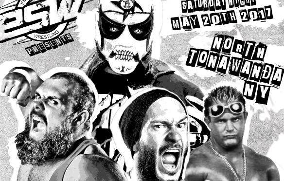 Results from ESW BrawlFest, Saturday, May 20th featuring Penta El Zero Miedo!