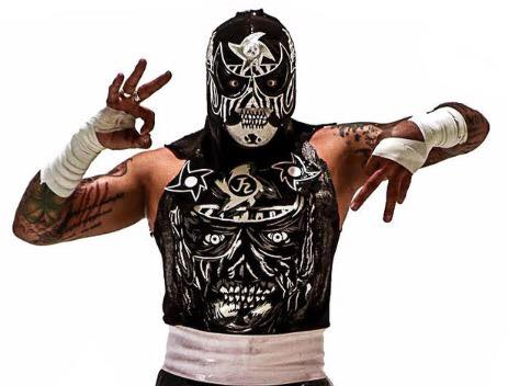 Tickets now available for Saturday, May 20th featuring Penta El Zero Miedo!