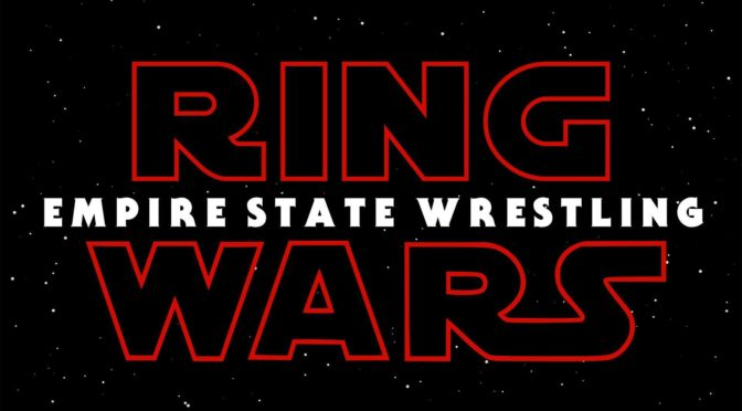 Results: ESW Ring Wars, Saturday, January 20th! Featuring Mark Haskins!