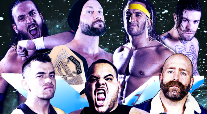 Results from ESW Overdrive: Saturday, Oct. 6th, featuring Trent Barreta, JT Dunn, Ace Romero and more!