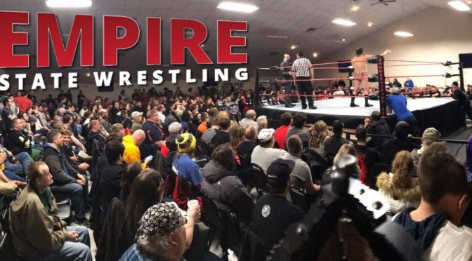 Results from ESW WrestleBash: Saturday, November 24, 2018