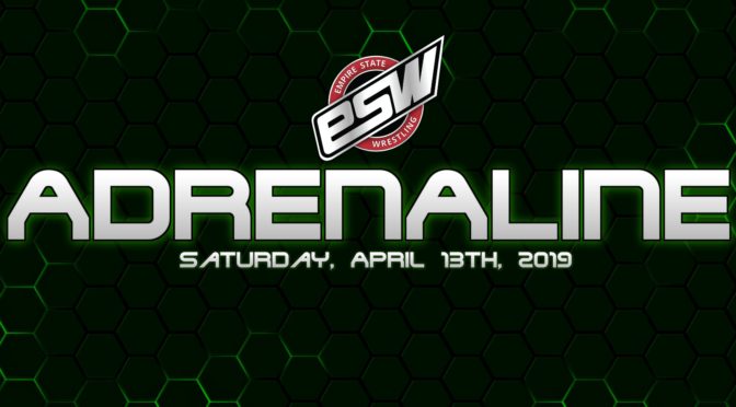 Tickets available for ESW Adrenaline in Allegany, NY!
