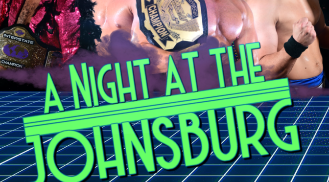 "Results from ESW ""A Night at the Johnsburg"": Saturday, January 19; featuring Lisa Marie vs. Allie!"