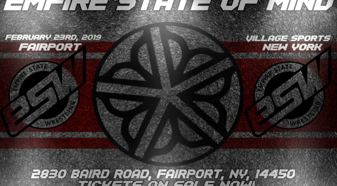 Tickets available for ESW Empire State of Mind, February 23 in Fairport, NY