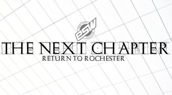GET TICKETS for ESW The Next Chapter: June 1 in Fairport, NY!