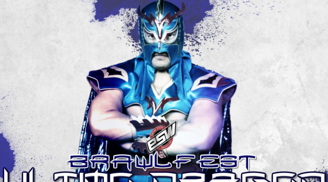 GET TICKETS for ESW Brawlfest: May 18 in North Tonawanda, NY! Featuring Ultimo Dragon