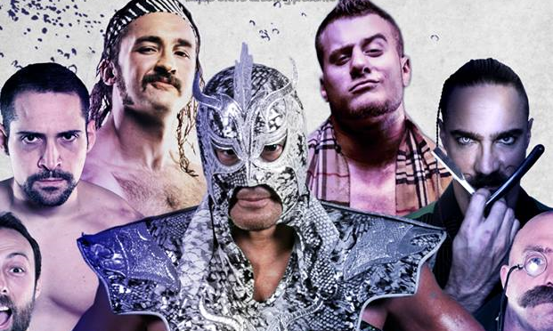 Results from ESW Brawlfest: May 18 in North Tonawanda, NY! Featuring Ultimo Dragon