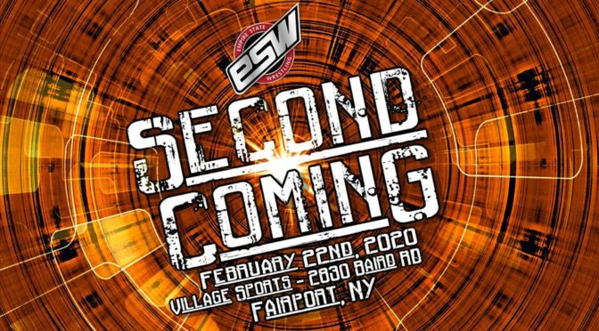 "GET TICKETS: ESW ""Second Coming""; February 22 in Fairport, NY"