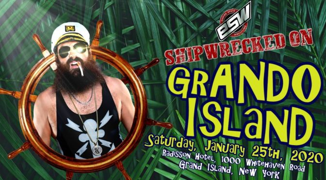 "Results from ESW ""Shipwrecked on Grando Island""; January 25 in Grand Island, NY"