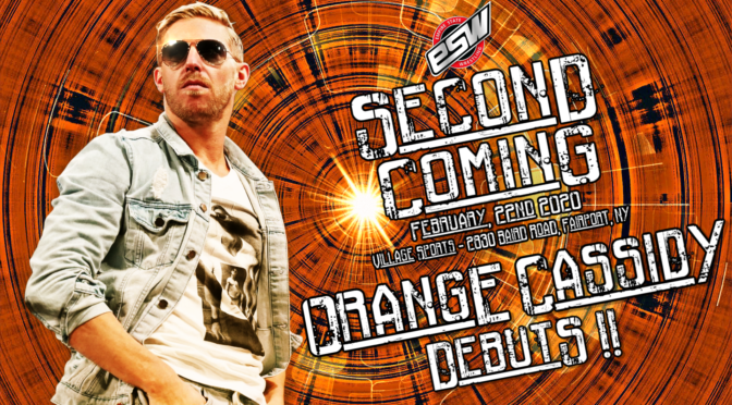 """GET TICKETS: ESW """"Second Coming""""; February 22 in Fairport, NY"""