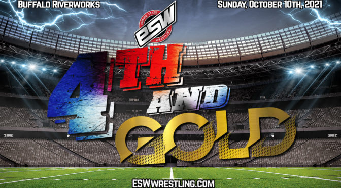 """Results from ESW """"4TH AND GOLD""""; OCTOBER 10th in BUFFALO, NY"""